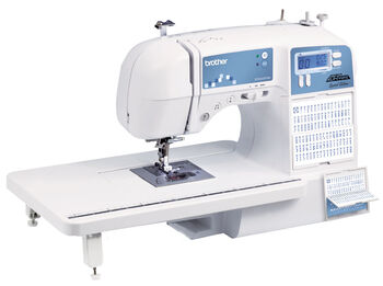 Brother XR9500 Project Runway® Computerized Sewing Machine