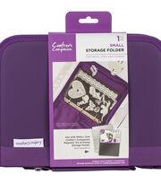 Crafter's Companion Stamp & Die Storage Folder-Small, Purple, , hi-res