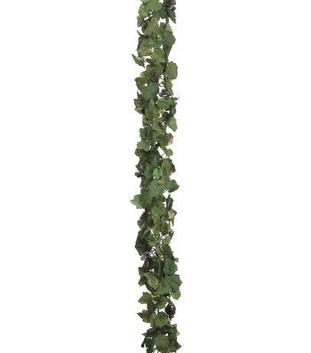 Grape Ivy Grape Chain Garland
