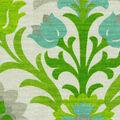 Waverly Sun N Shade Fabric-Santa Maria Mint Julep
