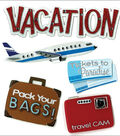Jolee\u0027s Boutique Dimensional Stickers-Vacation