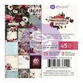 Prima Marketing Midnight Garden 45 pk 3\u0027\u0027x4\u0027\u0027 Journaling Notecards