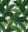 Home Decor 8\u0022x8\u0022 Fabric Swatch-Tommy Bahama Outdoor Tbo Swaying Palms Aloe