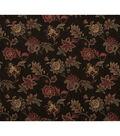 Home Decor 8\u0022x8\u0022 Fabric Swatch-Jaclyn Smith Percy-Jet
