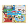 Locks And Latches Board-