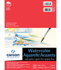 Canson 15 Sheets 9\u0027\u0027x12\u0027\u0027 Foundation Series Watercolor Pad