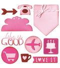 Sizzix Thinlits 10 Pack Dies-Planner Page Icons