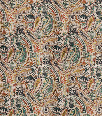 "SMC Designs Upholstery Fabric 56""-Lorna/Tropical"