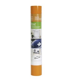 Cricut  Window Cling Orange