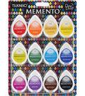 Memento Dew Drops Dye Inkpad-12PK/Gum Drop