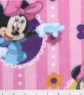 Disney Minnie Mouse Fleece Fabric 60\u0027\u0027-Character