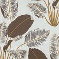Genevieve Gorder Multi-Purpose Decor Fabric 54\u0027\u0027-Dusk Hojas Cubanas