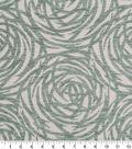 Robert Allen @ Home Upholstery Swatch 54\u0022-Mod Circles Cream