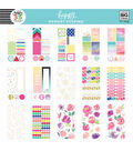 The Happy Planner Big Value Pack Stickers-Floral Memories