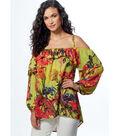 Vogue Pattern V9242 Misses\u0027 Off-the-Shoulder Tops with Straps-Size 4-12