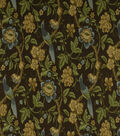 Home Decor 8\u0022x8\u0022 Fabric Swatch-Print-Robert Allen Peony Call Tourmaline