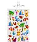Park Lane Stickers-Tropical Travel