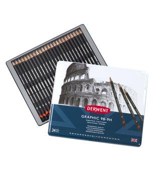 Derwent Graphite Pencil Set 24/Pkg