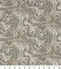 Home Essentials Home Décor Fabric- Balsam Grey