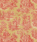 Home Decor 8\u0022x8\u0022 Swatch Fabric-Waverly Charmed Life Gold