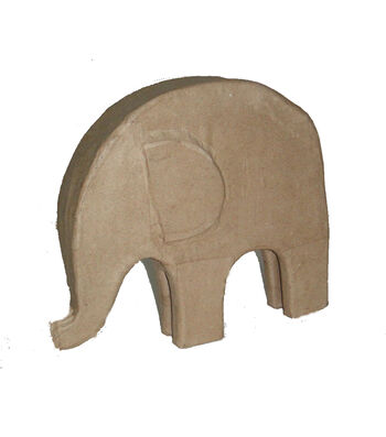 Buttercream Collection Paper Mache-Elephant