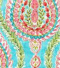 Dena Designs Upholstery Fabric 13x13\u0022 Swatch-Coconut Row Watermelon