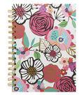 Park Lane 6.25\u0027\u0027x8\u0027\u0027 Journal-Pink Floral