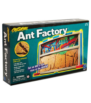Educational Insights GeoSafari Ant Factory