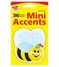 Bee Mini Accents, 36 Per Pack, 6 Packs