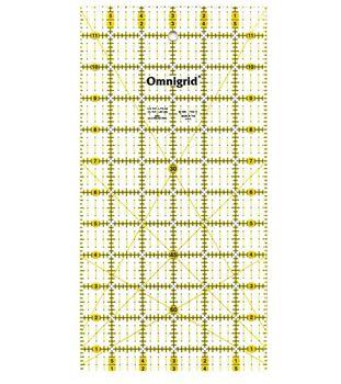 """Omnigrid Quilter's Ruler-6""""X12"""""""