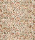 SMC Designs Lightweight Decor Fabric 54\u0022-Ananda Sussex Persimmon