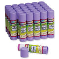 Creativity Street 30 pk 1.41 oz. Glue Sticks-Purple
