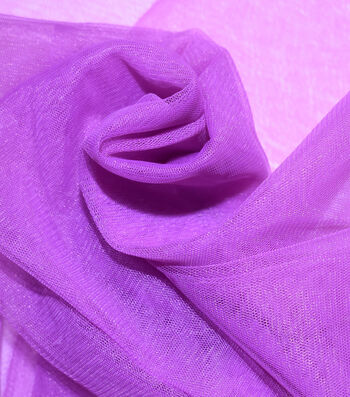 Casa Collection Tulle Fabric 57''-Deep Orchid