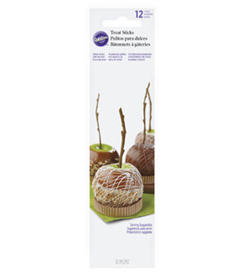 Wilton Caramel Apple Branch Sticks 12/Pkg