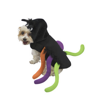 Maker's Halloween Pet Costume-Spider X-Large