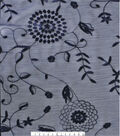 Silky Print Fabric 58\u0027\u0027-Blue