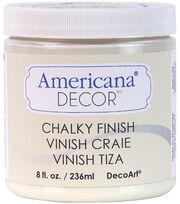 DecoArt Americana Chalky Finish Paint 8oz, , hi-res