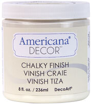 DecoArt Americana Chalky Finish Paint 8oz, , hi-res