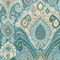 Waverly Sun N\u0027 Shade Outdoor Fabric 54\u0022-Boho Passage Spa