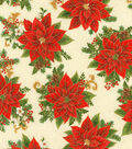 Christmas Cotton Fabric 44\u0022-Magical Holiday