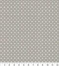 Home Decor 8\u0022x8\u0022 Fabric Swatch-P/K Lifestyles Front & Center Cobblestone