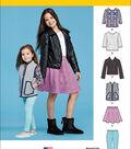 Simplicity Patterns Us8027Hh-Simplicity Child\u0027S And Girls\u0027 Sportswear Pattern-3-4-5-6