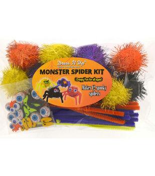 Jesse James Halloween Dress it up Monster Spider Kit
