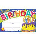 Eureka Recognition Awards-Color My World Birthday Cake