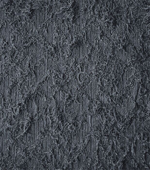 The Witching Hour Halloween Fabric -Monster Shreds Black