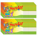 Trend Enterprises Inc. Way to Go! Recognition Awards, 30 Per Pack