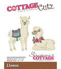 CottageCutz Die-Llamas 1.4\u0022 To 2.2\u0022