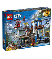 LEGO City Mountain Police Headquarters 60174, , hi-res