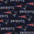 New England Patriots Fleece Fabric-Sweater