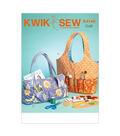 Kwik Sew Crafts Totes & Bags-K4149